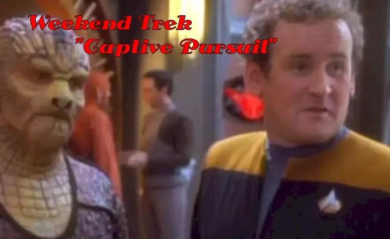 """Weekend Trek """"Captive Pursuit"""""""