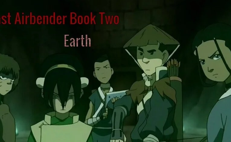 """Avatar: The Last Airbender Book Two """"Chapter Fourteen: City Of Walls And Secrets"""""""