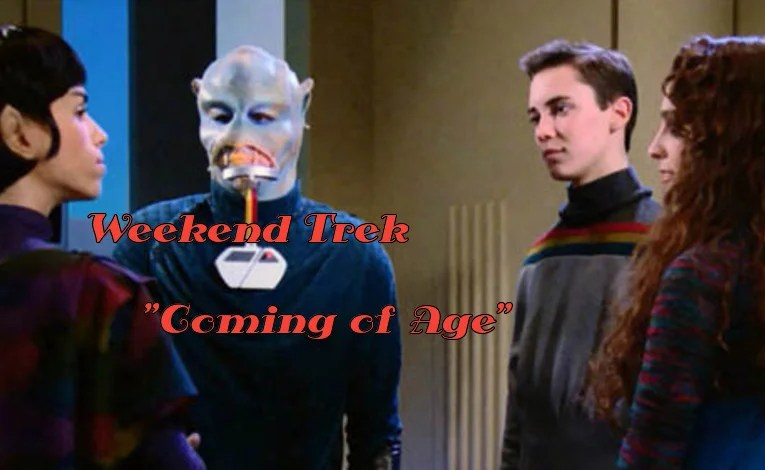 "Weekend Trek ""Coming Of Age"""