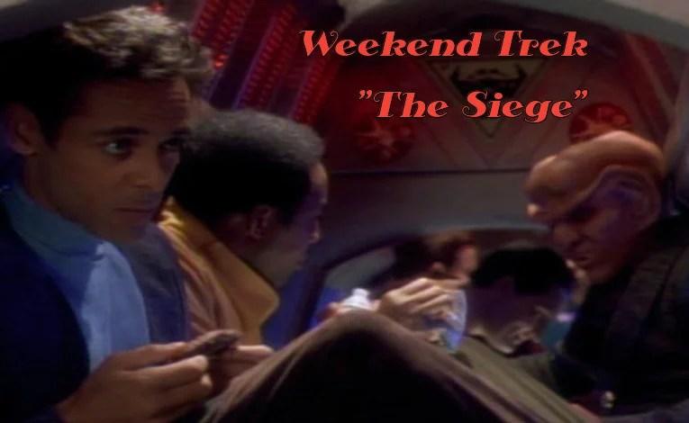 """Weekend Trek """"The Siege"""""""