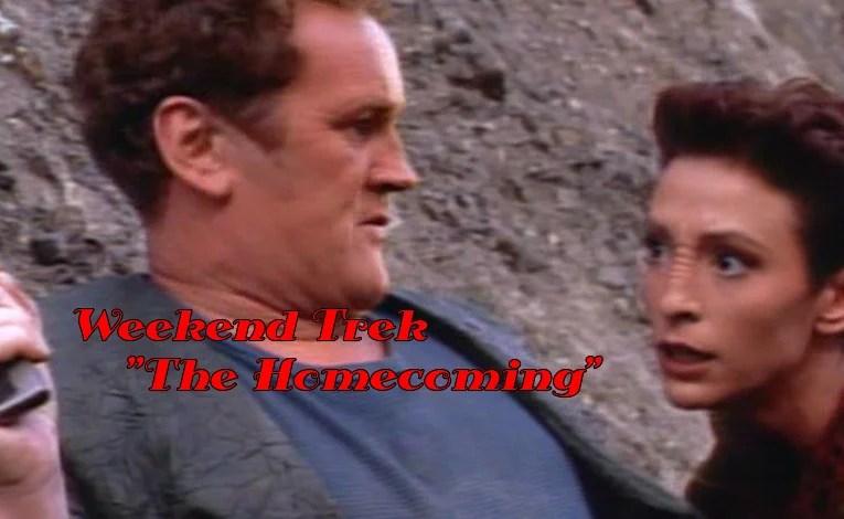 """Weekend Trek """"The Homecoming"""""""