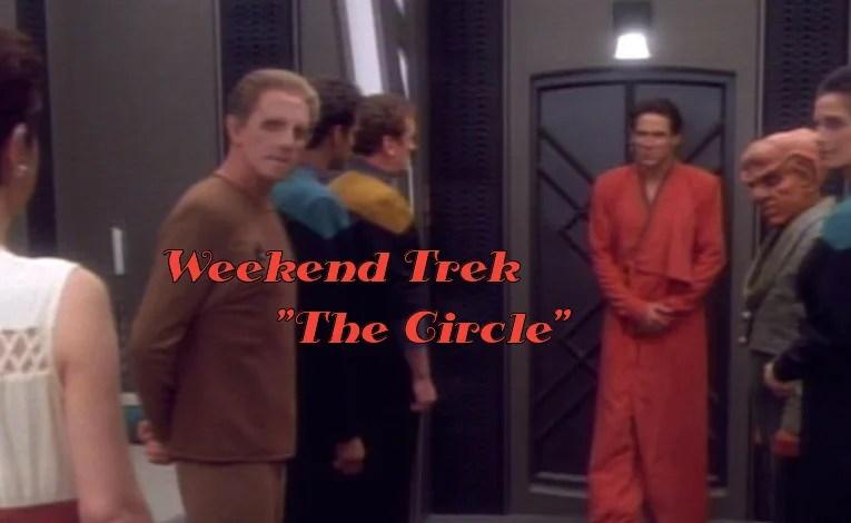 """Weekend Trek """"The Circle"""""""
