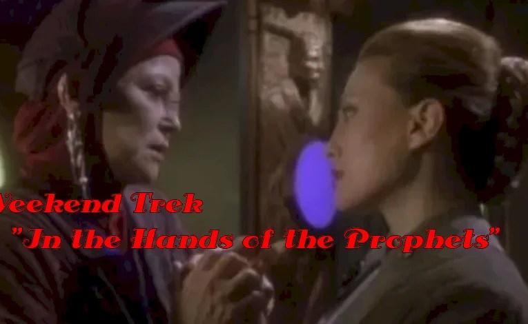 """Weekend Trek """"In The Hands Of The Prophets"""""""
