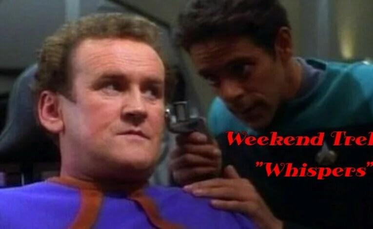 """Weekend Trek """"Whispers"""""""