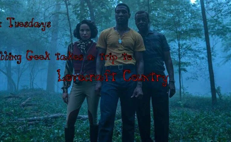 "Lovecraft Country ""Rewind 1921"""
