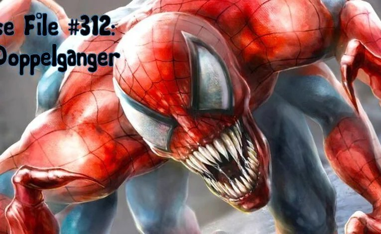 Slightly Misplaced Comic Book Characters Case File #312:  Doppelganger
