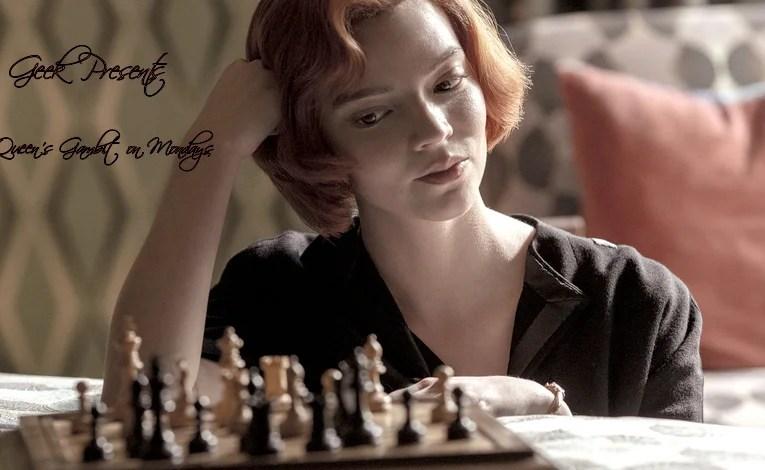 """The Queen's Gambit """"Adjournment"""""""