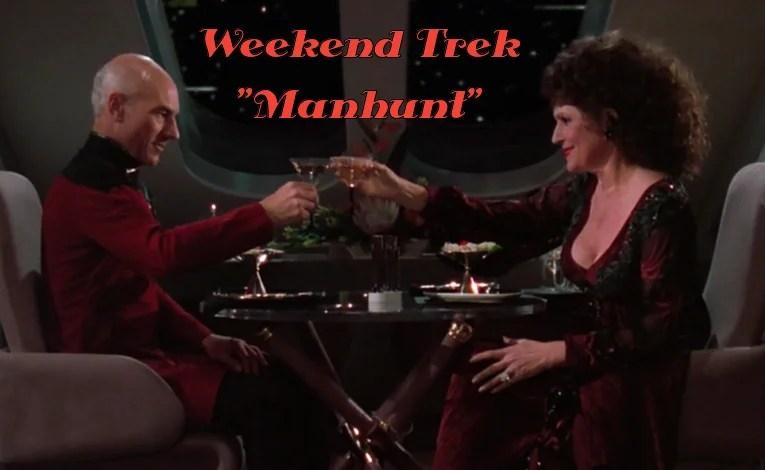 "Weekend Trek ""Manhunt"""