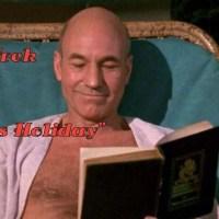 "Weekend Trek ""Captain's Holiday"""