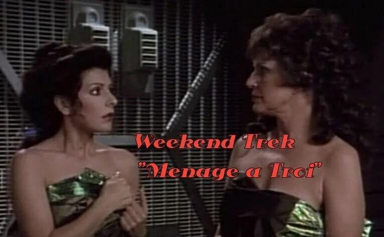 """Weekend Trek """"Menage A Troi"""""""