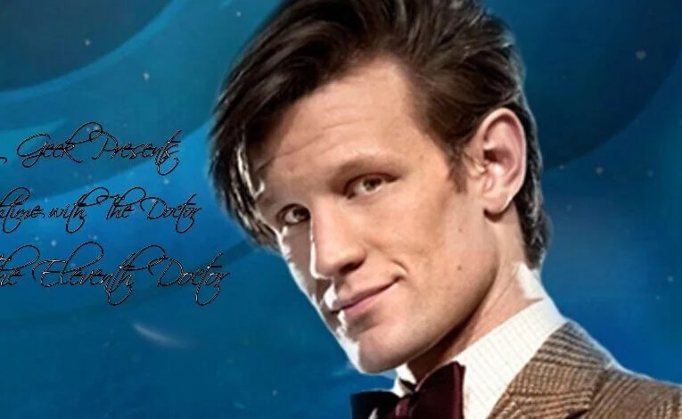 """Doctor Who """"A Good Man Goes To War"""""""