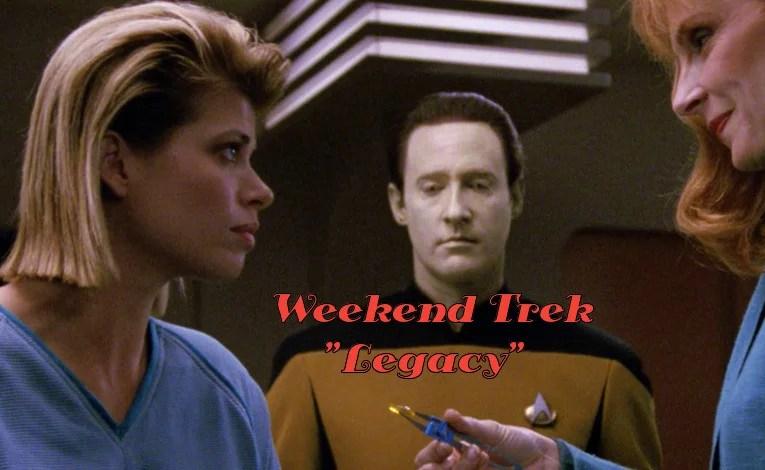 """Weekend Trek """"Legacy"""""""