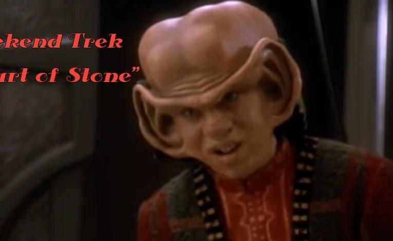 "Weekend Trek ""Heart Of Stone"""