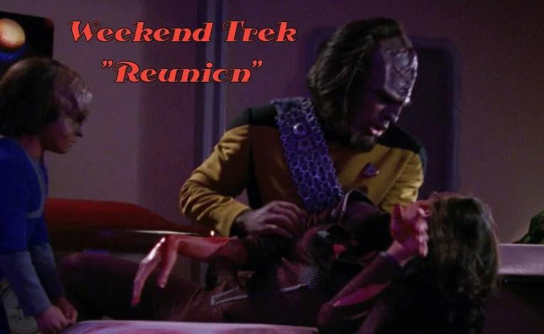 """Weekend Trek """"Reunion"""""""