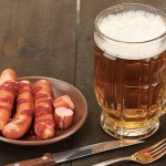 beer and sausage diet