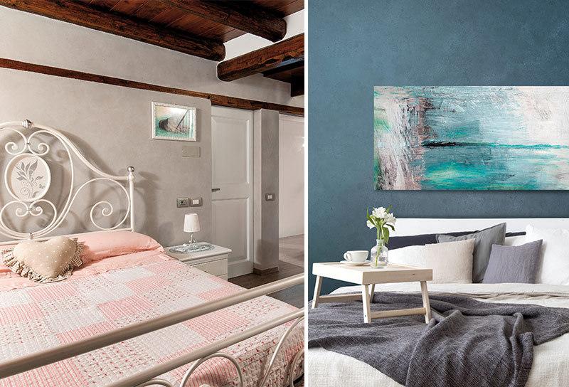 Prima di scegliere come dipingere le tue pareti, non dimenticarti mai di. 5 Idee Per Dipingere La Tua Camera Da Letto News Gabetti