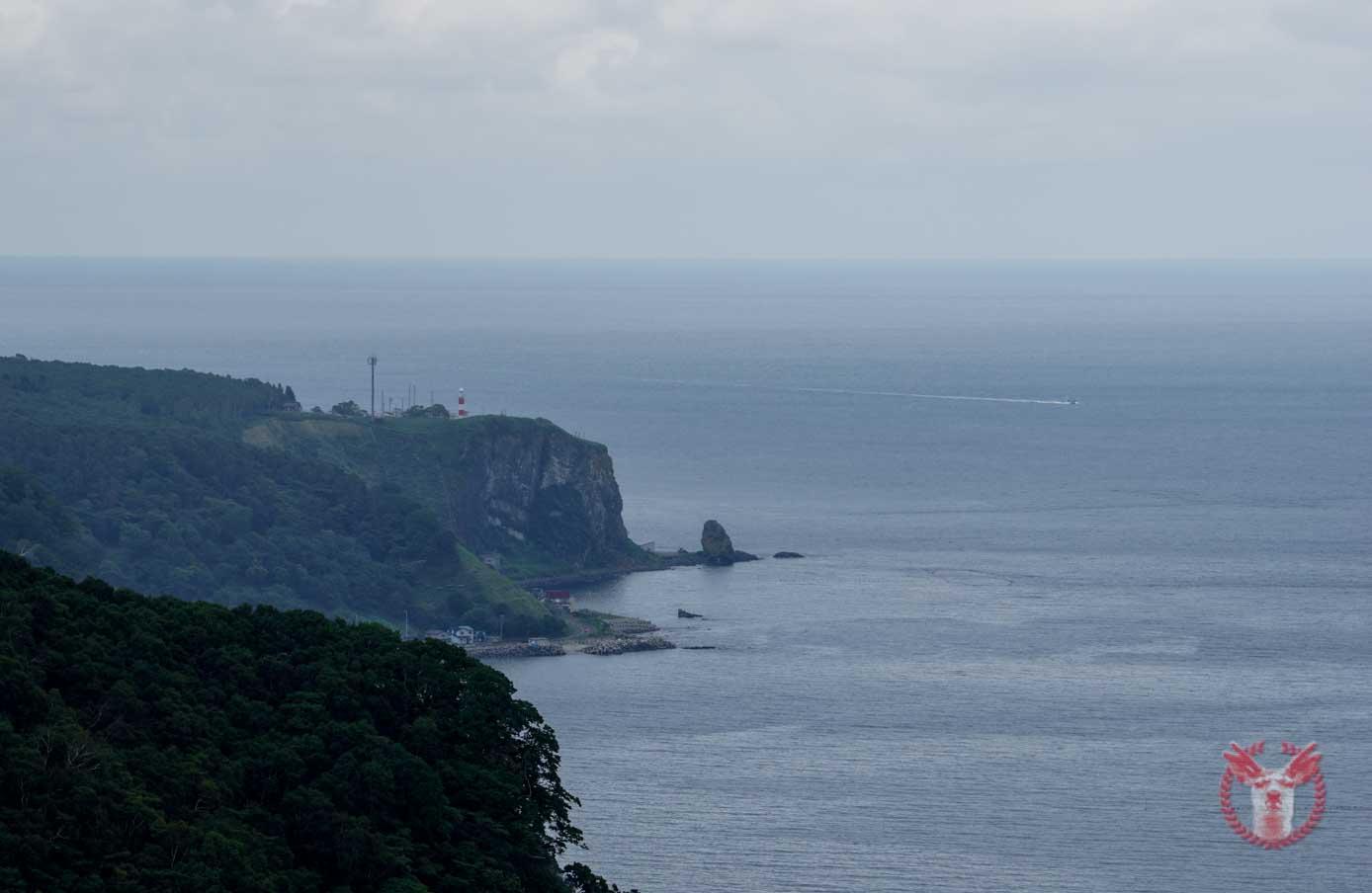 Rausu kunashiri observatory tower 5