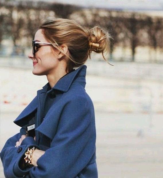 penteados da Olivia Palermo