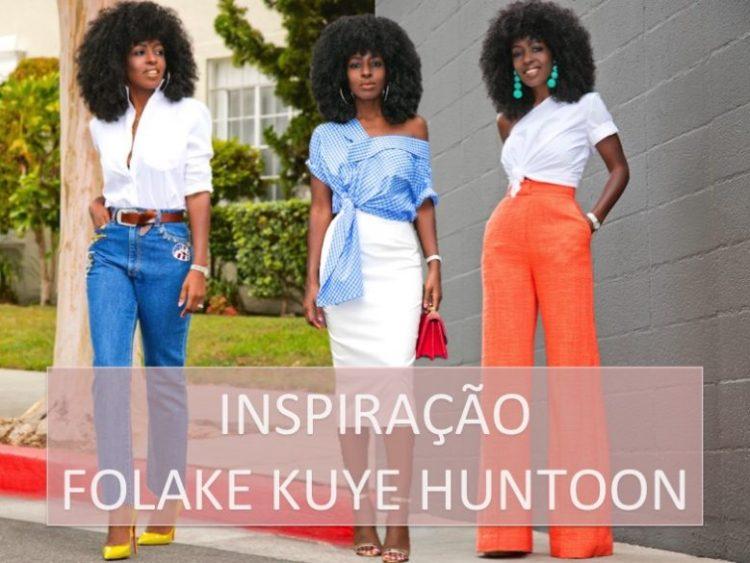 Estilo da Folake Kuye Huntoon, look do dia, blogueira, inspiração