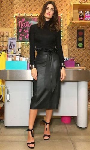Isabella Fiorentino, Esquadrão da Moda, SBT, moda, looks, estilo, inspiração, fashion, style, inspiration, outfit