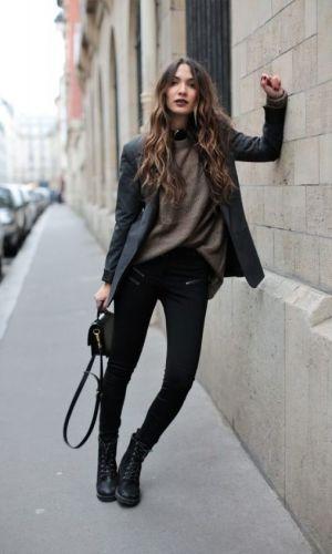 coturno, tendência, moda, estilo, inspiração, combat boots, fashion, style, trend, outfits, Louis Vuitton