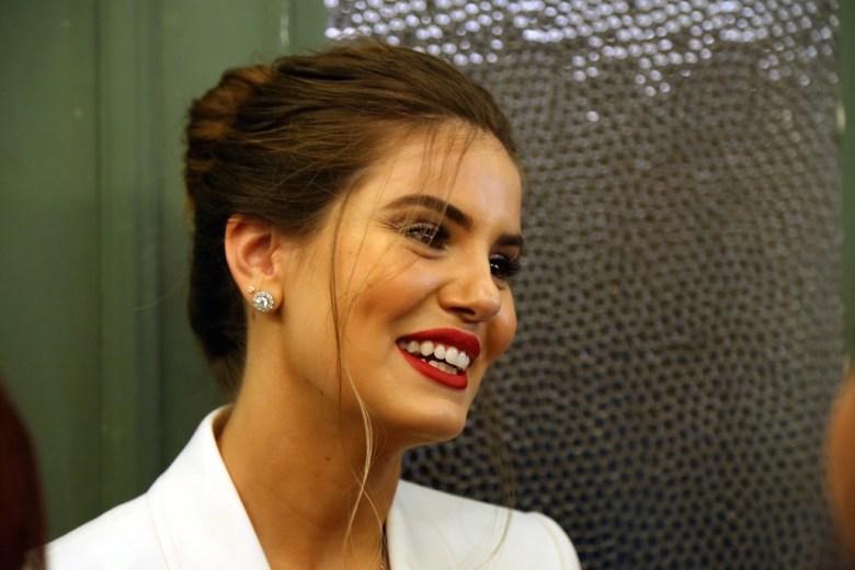 Camila Queiroz, novela Pega Pega, festa, look, moda, estilo, style, pantsuit, fashion, outfit