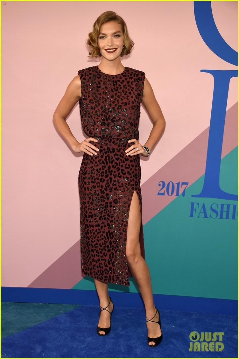 CFDA Fashion Awards, moda, estilo, look, premiação, tapete vermelho, red carpet, fashion, style, outfit, awards, arizona muse