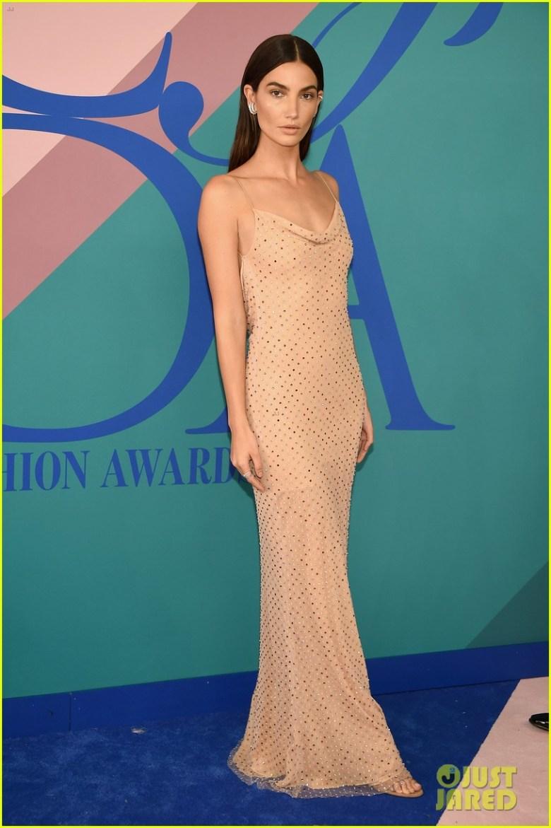 CFDA Fashion Awards, moda, estilo, look, premiação, tapete vermelho, red carpet, fashion, style, outfit, awards, lily aldridge