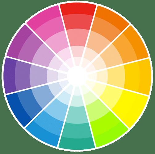 vermelho e rosa, círculo cromático, consultoria de imagem, moda, red and pink, color wheel, image consultant, fashion