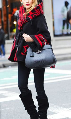 slouchy boots, tendência, moda, estilo, looks, trend, trend alert, fashion, style, outfits, blake lively