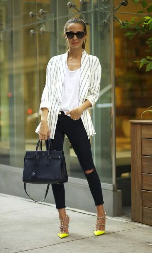 um ponto de cor, moda, estilo, inspiração, look, truque de styling, pop of color, fashion, style, inspiration, outfit, styling trick