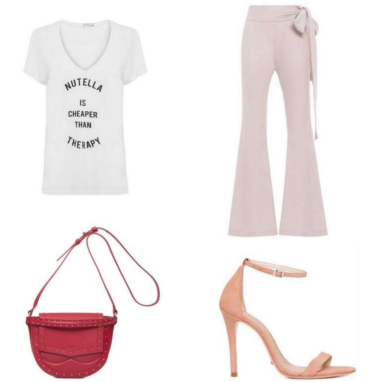 item da semana, calça flare, moda, estilo, inspiração, looks, item of the week, flare pants, fashion, style, outfits, inspiration