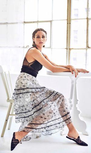 looks sem salto, moda, estilo, inspiração, look, Olivia Palermo, fashion, style, inspiration, outfits, pretty ballerinas, outfits with no heels