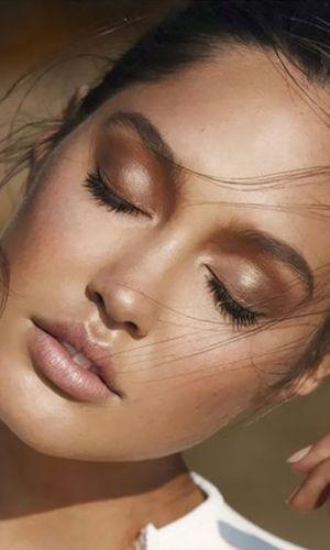 maquiagens leves, maquiagem, beleza, verão, inspiração, natural makeup, fresh look, makeup, beauty, inspiration