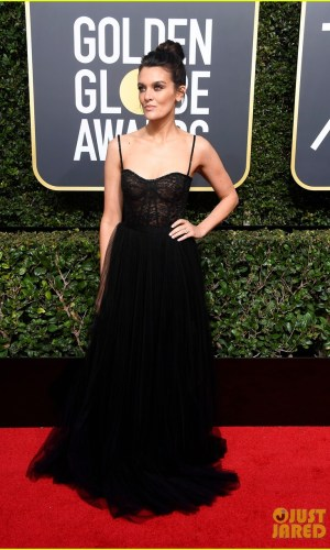 golden globe awards, golden globes 2018, moda, estilo, looks, inspiração, celebridades, tapete vermelho, fashion, style, outfits, gowns, inspiration, celebrities, red carpet, time's up, frankie shaw