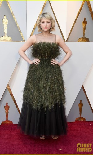 oscar 2018, tapete vermelho, celebridades, premiação, moda, estilo, looks, vestido longo, 2018 oscars, red carpet, celebrities, award season, fashion, style, gowns, outfits, haley bennett