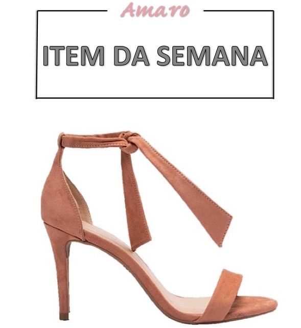 sandália com nó, item da semana, moda, estilo, looks, inspiração, knotted heel, item of the week, fashion, style, outfits, inspiration