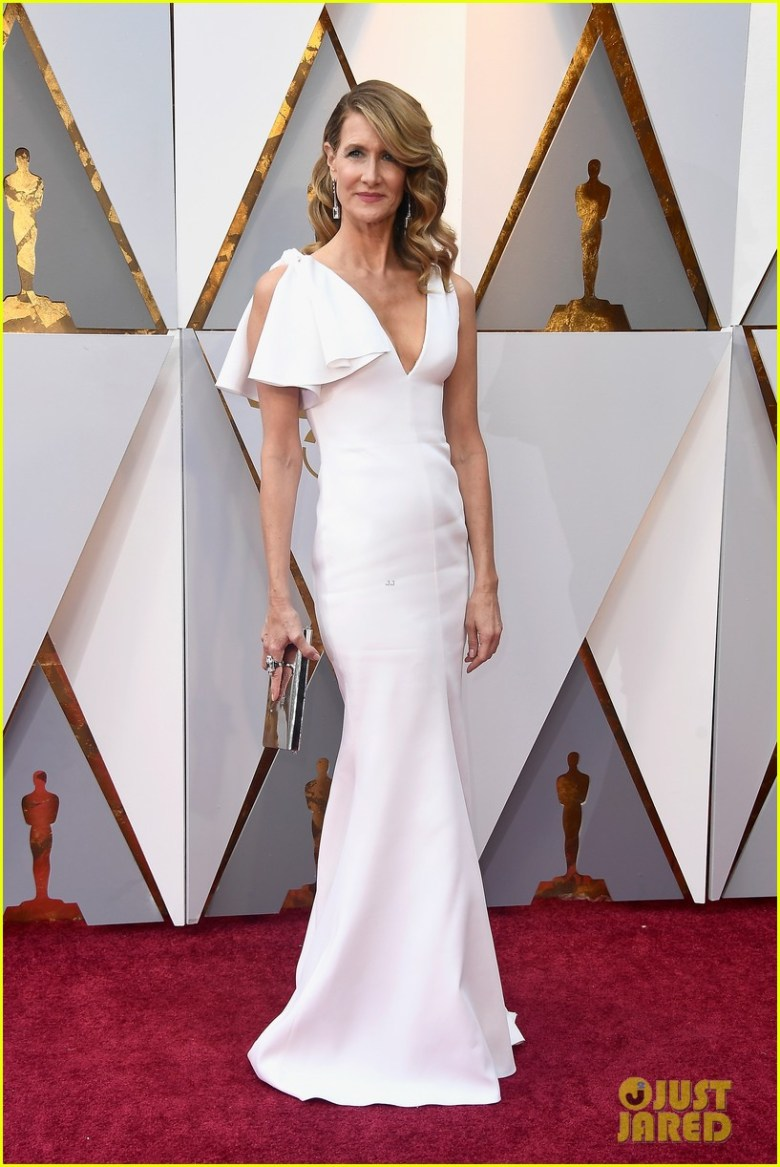 oscar 2018, tapete vermelho, celebridades, premiação, moda, estilo, looks, vestido longo, 2018 oscars, red carpet, celebrities, award season, fashion, style, gowns, outfits, laura dern