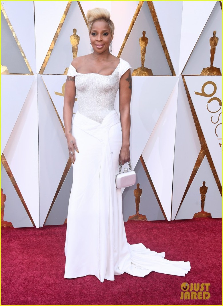 oscar 2018, tapete vermelho, celebridades, premiação, moda, estilo, looks, vestido longo, 2018 oscars, red carpet, celebrities, award season, fashion, style, gowns, outfits, mary j. blige