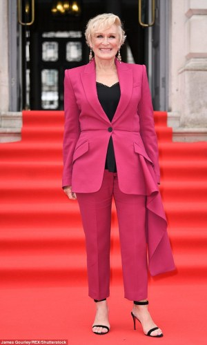 mais bem vestidas da semana, moda, estilo, looks, celebridades, fashion, style, outfits, celebrities, best dressed of the week, glenn close