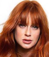 Marina Ruy Barbosa, novo visual, corte de cabelo, franja, ruiva, O Sétimo Guardião, cabelo, haircut, anderson couto, bangs, red hair