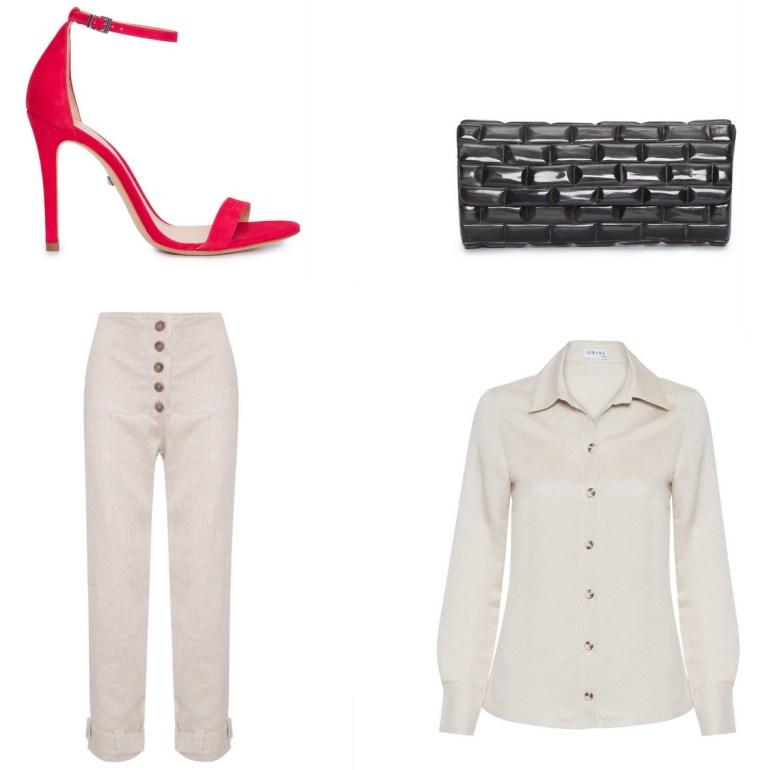 camisa, linho, tendência verão, moda, look, item da semana, item of the week, button down shirt, linen, summer, trend, fashion, style