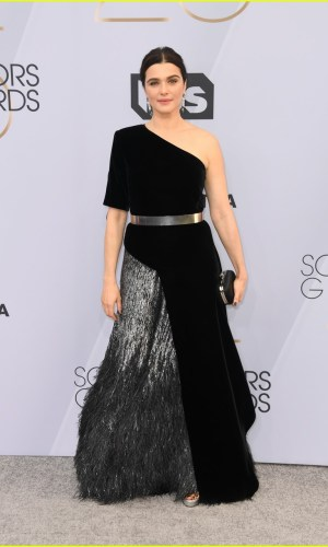 sag awards 2019, hollywood, moda, estilo, looks, fashion, style, outfits, rachel weisz