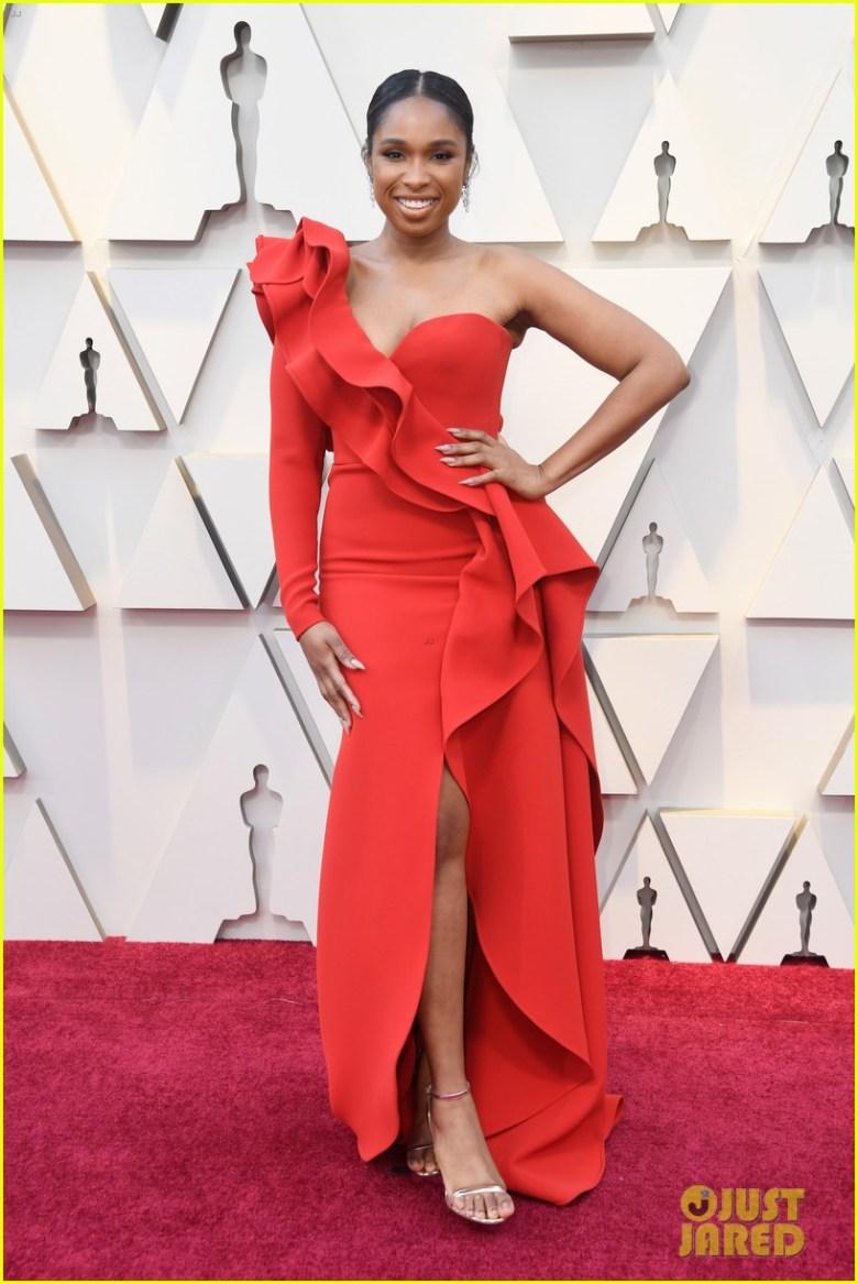 oscar 2019, tapete vermelho, celebridades, hollywood, moda, vestidos, looks, 2019 oscars, gowns, red carpet, celebrities, award season, jennifer hudson, elie saab