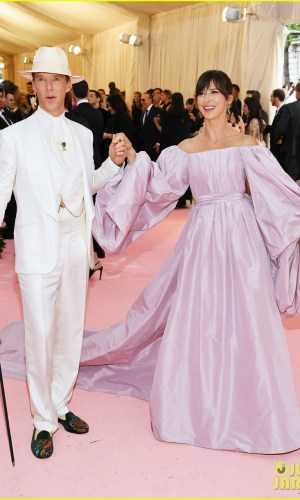 MET Gala 2019, Baile do Met, moda, estilo, celebridades, looks, Camp, fashion, style, red carpet, benedict cumberbatch
