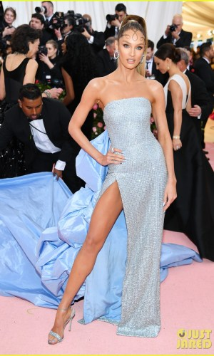 MET Gala 2019, Baile do Met, moda, estilo, celebridades, looks, Camp, fashion, style, red carpet, candice swanepoel