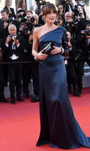 carla bruni at the 2019 cannes film festival red carpet