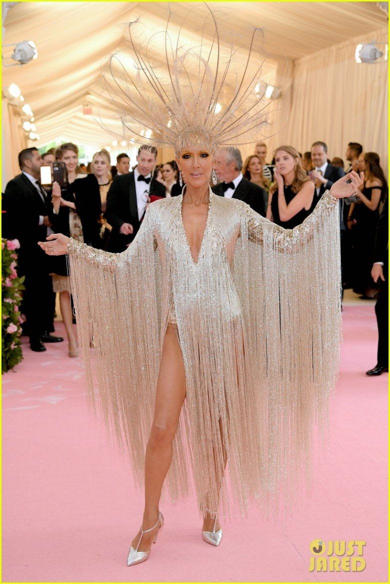 MET Gala 2019, Baile do Met, moda, estilo, celebridades, looks, Camp, fashion, style, red carpet, celine dion