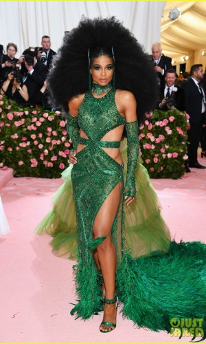 MET Gala 2019, Baile do Met, moda, estilo, celebridades, looks, Camp, fashion, style, red carpet, ciara