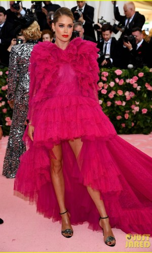 MET Gala 2019, Baile do Met, moda, estilo, celebridades, looks, Camp, fashion, style, red carpet, doutzen kroes